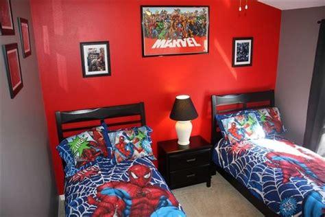 boys spiderman bedroom ideas | ... bedroom theme ideas ...