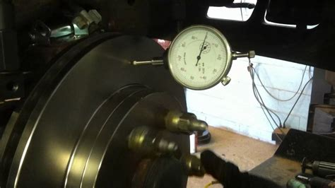 brake rotor run out   YouTube