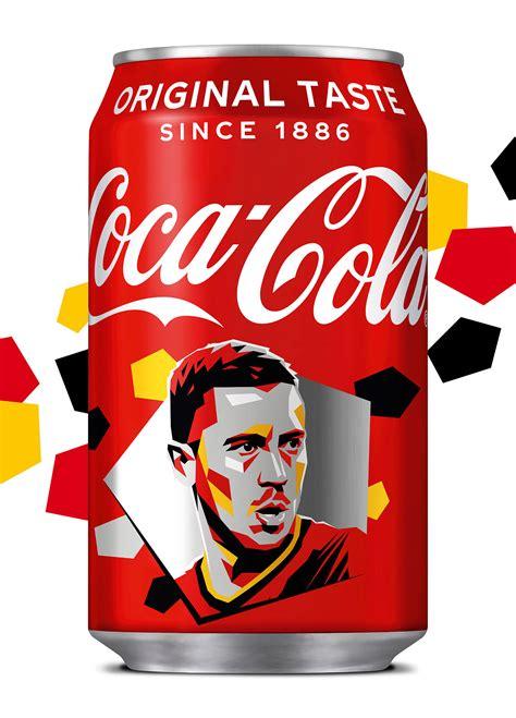 Bram De Baere   Coca Cola UEFA euro 2020 Belgium