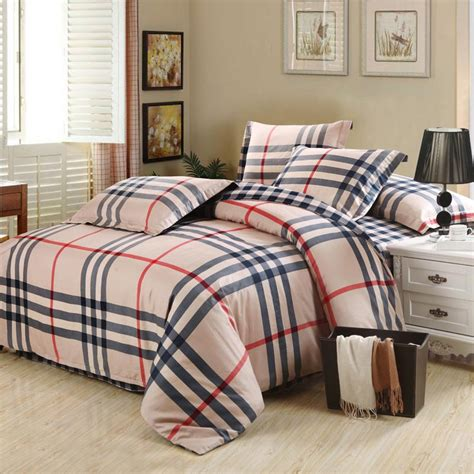 Brand Bedding Sets 4pcs Linens Adult Queen king Size ...