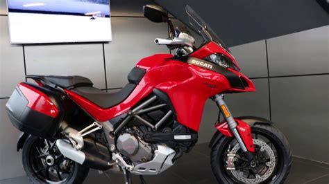 Brand New 2018 Ducati Multistrada 1260 S   YouTube