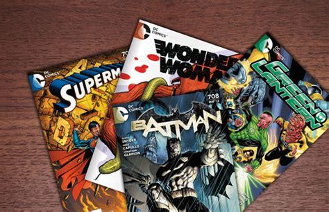 Brand New: Follow Up: DC Comics