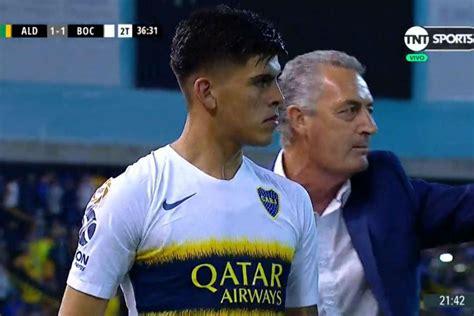 Brandon Cortés debuta en la primera división argentina con ...