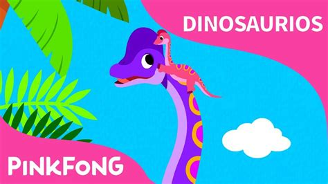 Braquiosaurio   Dinosaurios   PINKFONG Canciones ...