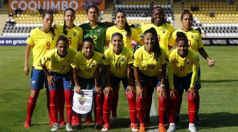 Brasil aplastó a Ecuador en la Copa América femenina ...