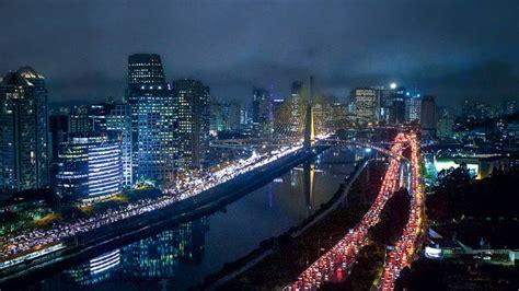 Brasil perde R$ 156,2 bi do PIB com trânsito em São Paulo