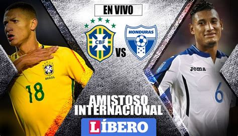 Brasil vs Honduras EN VIVO HOY GRATIS vía SporTV ONLINE ...