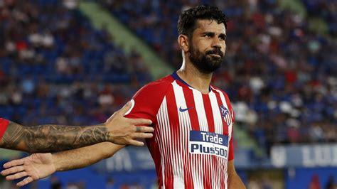 Brasileño Diego Costa recibe el alta médica y es convocado ...
