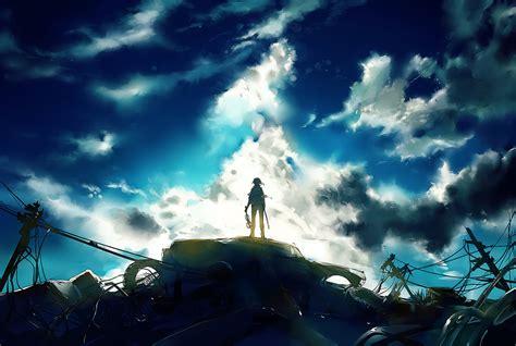 Brave New World by yuumei on DeviantArt