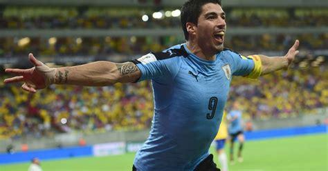 Brazil 2   2 Uruguay: Luis Suarez scores crucial equaliser ...