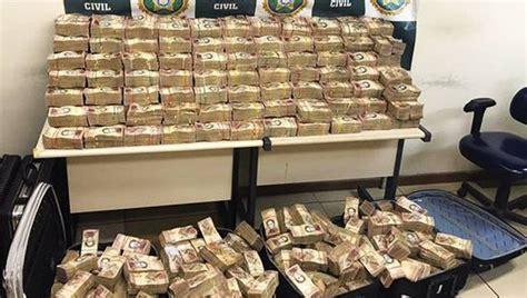 Brazilian Authorities Seize 40M Venezuelan Bolivars in Rio ...