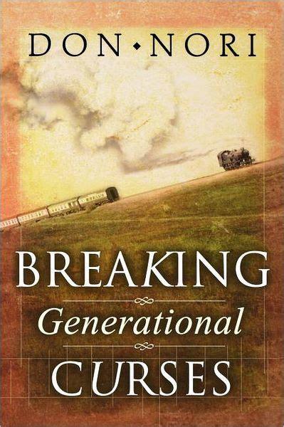 Breaking Generational Curses by Don Jr. Nori, Paperback ...