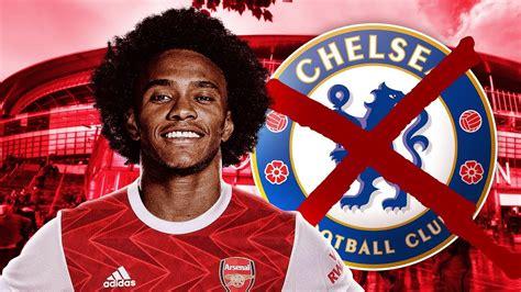 Breaking News Arsenal sign Willian | Arsenal Transfer News ...