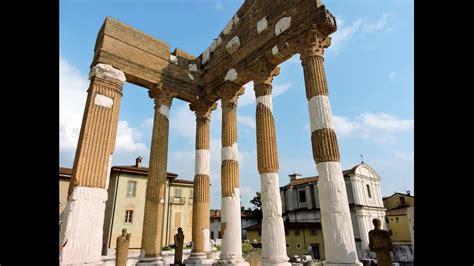 Brescia   FORO ROMANO   CAPITOLIUM   sale ipogee   Chiesa ...