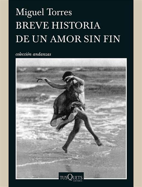 Breve historia de un amor sin fin – La Tienda de Ábaco Libros