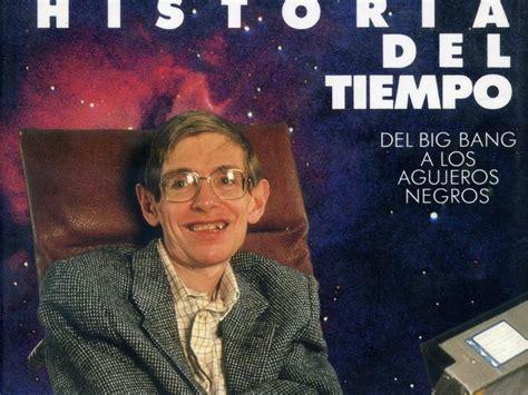 Breve historia del tiempo   Stephen Hawking   E books y ...