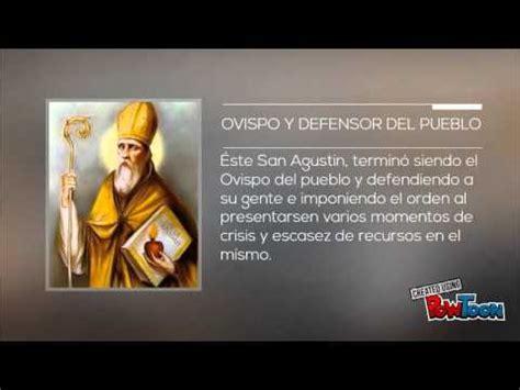 Breve Resumen de San Agustin   YouTube