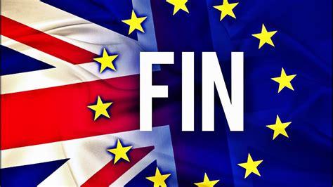 Brexit: El final de la Unión Europea   YouTube