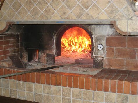 Brick Style Commercial Pizza Ovens — Home Ideas Collection