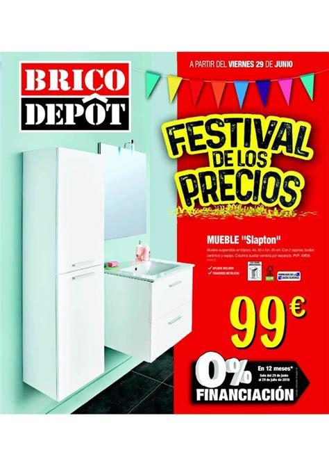 Brico Depot catálogo de ofertas julio 2018