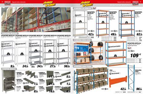 Brico Depot Orden estanteria almacen   EspacioHogar.com