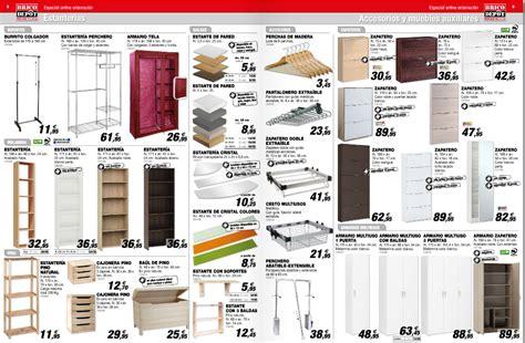 Brico Depot Orden estanterias zapateros