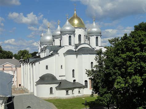 Brief History of Novgorod in Dates   Way to Russia Guide