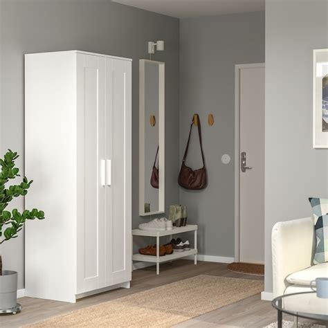 BRIMNES Armario con 2 puertas, blanco, 78x190 cm   IKEA
