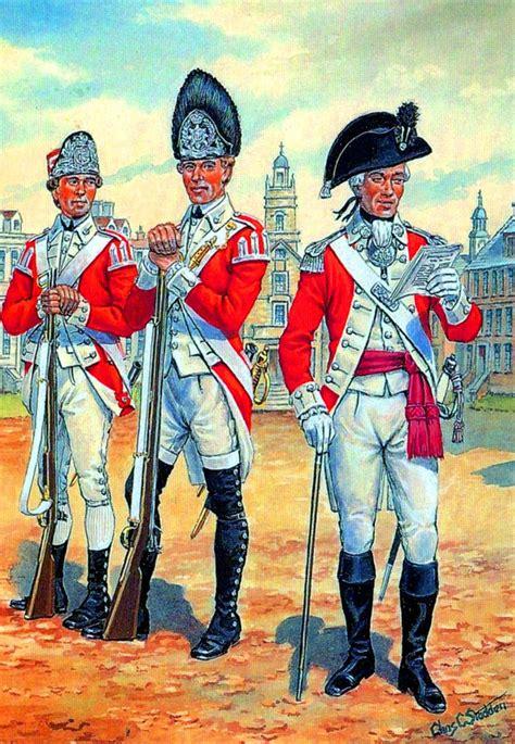 British Royal Marines, American War of Independence ...
