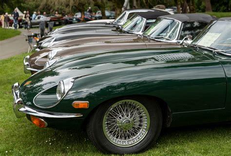 Brits Abroad: Classic British Car Show in Canada