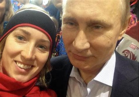 Brittany Schussler criticized for Vladimir Putin selfie
