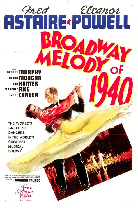 Broadway Melody of 1940   Wikipedia