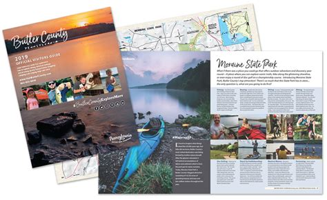 Brochures and Guides | Visit Butler County Pennsylvania!