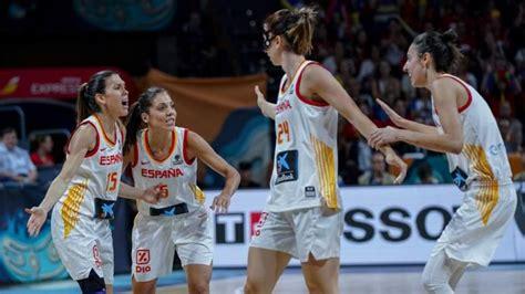 Bronce para la selección femenina de baloncesto tras batir ...
