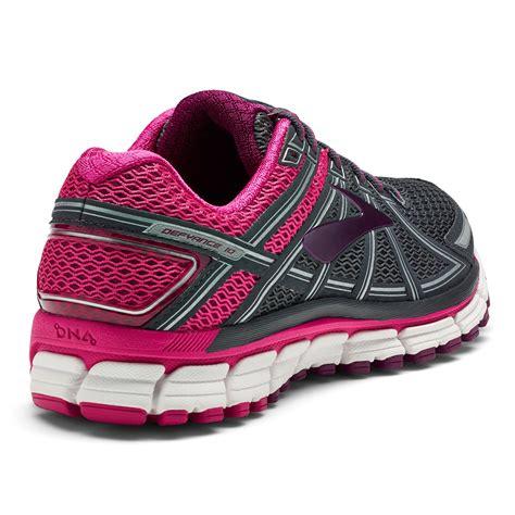 Brooks Defyance 10   Womens Running Shoes   Ebony/Pink ...