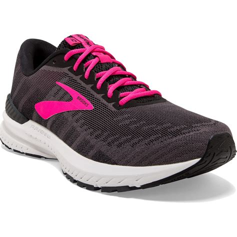 Brooks Ravenna 10   Womens Running Shoes   Ebony/Black ...