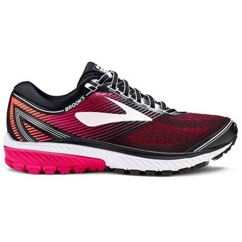 BROOKS Women s Ghost 10 Running Shoes, Black   Eastern ...