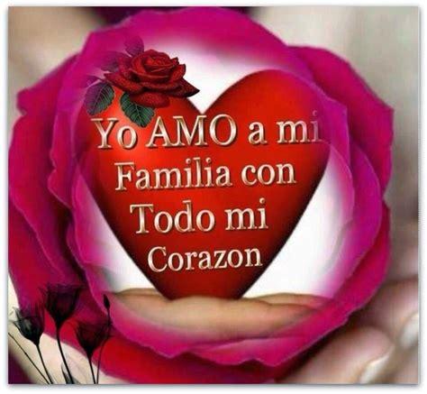 Brotes de Amor: Yo AMO a mi Familia