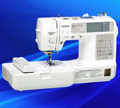 Brother SE425 Embroidery & Sewing Machine Combo   25 yr ...