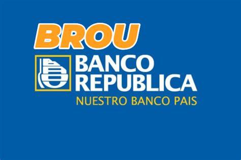 BROU: Banco de la República Oriental del Uruguay   Bancospedia