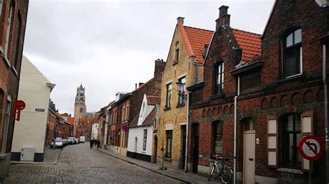 Bruges, Belgium : Walkthrough the famous tourists places ...