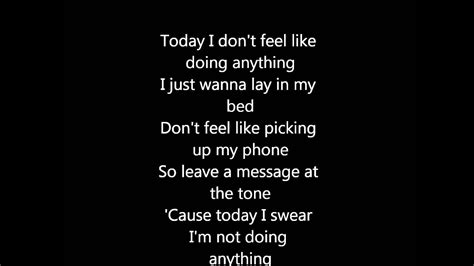 Bruno Mars   The lazy song + Lyrics   YouTube