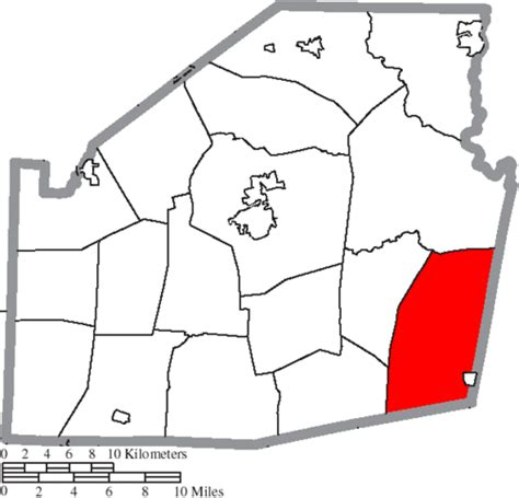 Brush Creek Township Highland County, Ohio