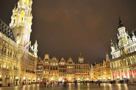 Brussels Grand Place | Belgium No photoshop, no HDR ...