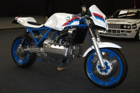 BSK SpeedWorks   BMW K100 road legal race replica