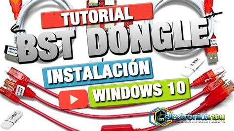 BST Dongle : Instalacion en Windows 10 en Español   YouTube