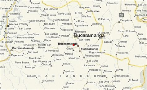Bucaramanga Location Guide