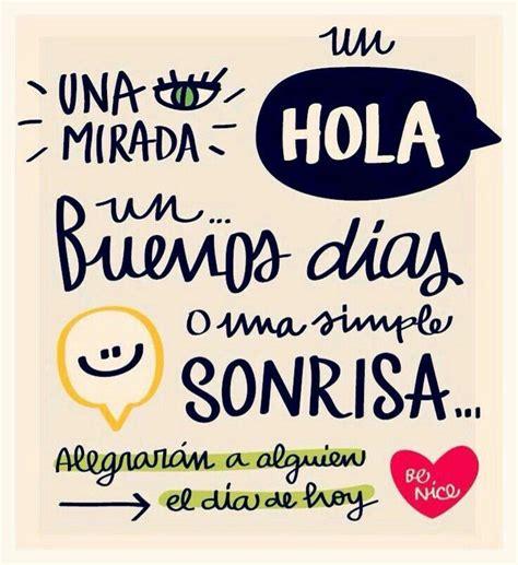 #Buen día,#good morning, …  con imágenes    Frases ...