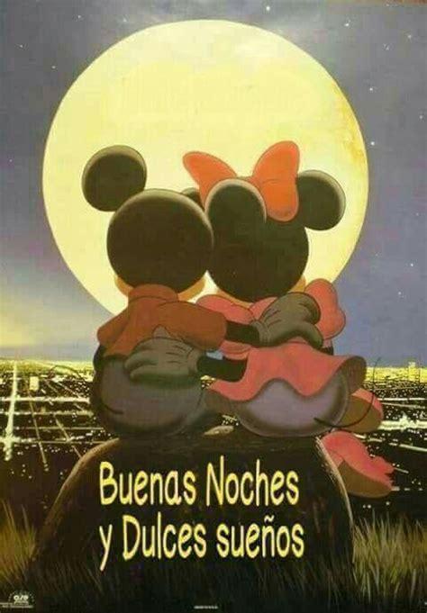 Buenas noches !!!   Fondo de mickey mouse, Dibujos de ...
