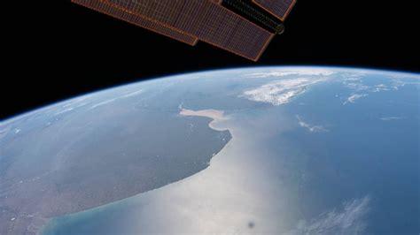 Buenos Aires vista desde el espacio exterior en tiempos de ...